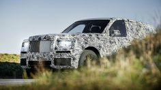 Rolls-Royce Cullinan SUV: Everything you need to know | The Week UK