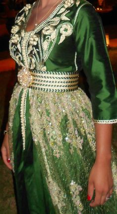 Very nice moroccan caftan
