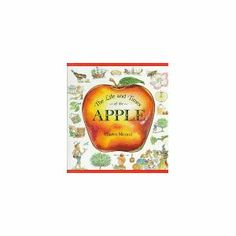 A nice book to go along with Sonlight Core A when you read about Johnny Appleseed.  Packed with information in just 32 pages, children will learn about growing apples, cross-fertilization and grafting, pollination, who are the leading apple growers, varieties of apples and more.