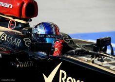 2º Romain Grosjean Lotus USA Grand Prix 2013