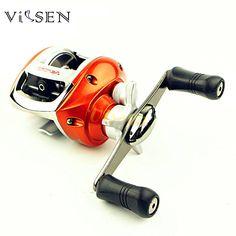 Fishing Reels  Vissen carretilha Veit reel de pescaria fishing reel saltwater carretilha spinning reel 6.3:1 Carp bait casting reel  *** Click the VISIT button to find out more