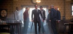 Kingsman: The Secret Service may be my favorite action film in the past few years by Bryce Cooley | Colin Firth can wear a suit and beat people down with the best of them!  Kingsman: The Secret Service is a clever parody-esque omage to classic Britis...
