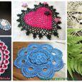 Crochet Doily Free Patterns & Instructions