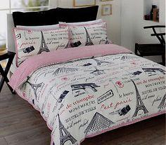 8 Best Eiffel Tower Bedding Images Paris Rooms Dream Bedroom House