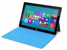 Tablet Surface Pro irá possuir metade da autonomia do Surface RT