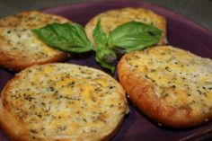 Go-Go Garlic Bread from Food.com:   								I found this recipe in a Simple and Delicious Magazine and changed it to suit our tastes.