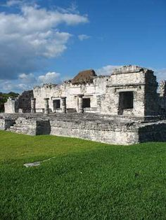 Mayan Ruins of Tulum in Quintana Roo (Mexico)