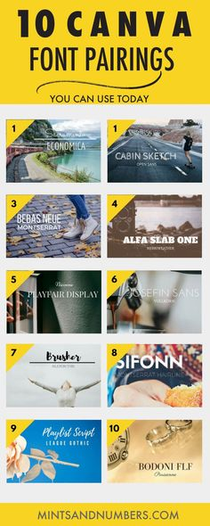 10 gorgeous canva font combinations that you can use today. These font pairings are sure to rock your next design project in Canva Canva tips and tricks Canva font pairings Web Design, Graphic Design Tools, Blog Design, Vector Design, Design Ideas, Photoshop Fonts, Photoshop Design, Digital Marketing Strategy, Content Marketing