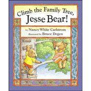 Climb the Family Tree, Jesse Bear