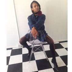 Fall uniform- Kai stockings. Ericam.com