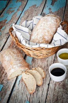 I love the rustic peeling table with bits of tealish blue against the bread. ~R~ Nicely done,