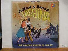 Vaselina LP 1973 Grease Mexican Cast Zig Zag Julissa Benny Ibarra Silvia Pasquel | eBay