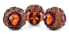 Lava Oozeballs and more from Shifty Toys… Paint App, Japanese Toys