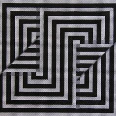 30 Trendy Bargello Quilting Patterns Awesome – Famous Last Words awesome bargello Machine Quilting patterns Perler Beads Hand Embroidery Patterns Free, Cross Stitch Patterns, Crochet Patterns, Henna Patterns, Knitting Patterns, Shabby Chic Embroidery, Broderie Bargello, Optical Illusion Quilts, Optical Illusions