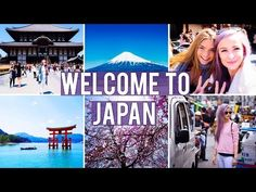 Inthefrow in Japan - YouTube