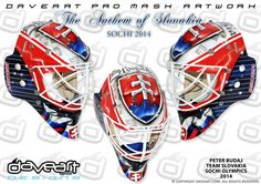 So many great masks, by so many different great artists! If you are feeling inspired by these patriotic masks and want to get your OWN Custom Personalized Olympic mask done, just give us a msg! www.goaliemaskcollector.com #olympic #mask #goaliemask #helmet #goalie #mtl316.com #goaliemaskcollector
