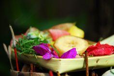 Offerings - Bali