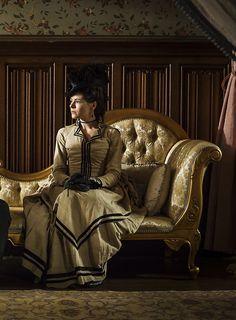 Elaine Cassidy as Katherine Glendenning inThe Paradise (TV Series, 2013).