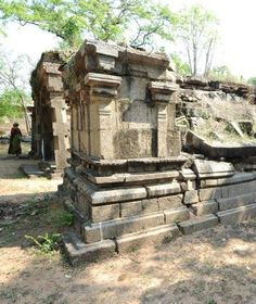 Ancient temples to be renovated