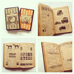 Almanach Hachette, one of the best book I've ever seen.