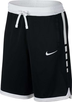 Lightweight and breathable, these Nike Elite shorts hit at the knee for the perfect combination of comfort and mobility. Iconic colorblocking details the sides. Basketball Shorts Girls, Adidas Basketball Shoes, Women's Basketball, Basketball Quotes, Basketball Costume, Basketball Scoreboard, Basketball Workouts, Basketball Design, Logos Color