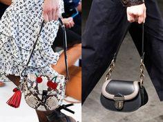 Half moon women bags spring summer 2017 Saddle Handbags, Trends, Outfit, Designer Handbags, Cool Designs, Spring Summer, Women Bags, Moon, Fashion