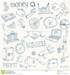 set-vector-business-money-icons-black-white-infographic-doodle-sketch-depicting-investment-savings-success-analytics-41199069.jpg (1300×1390)