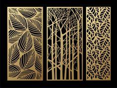 House Gate Design, Home Room Design, Door Design, Decorative Metal Screen, Decorative Panels, Glass Partition Designs, Jaali Design, Stone Wall Design, Cnc Cutting Design