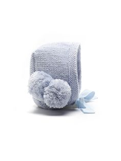 NANOS SHOP ONLINE. Baby / Accessories / CAPOTA PUNTO GRIS CLARO Knitting For Kids, Baby Knitting, Crochet Baby, Knitted Baby Clothes, Knitted Hats, Baby Socks, Baby Hats, Baby Princess, Cute Sweaters