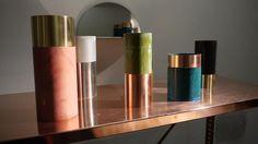 Vases by Dutch designer Lex Pott