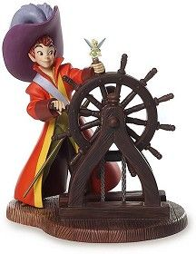 *PETER PAN ~ WDCC Disney Classics_Peter Pan Peter Pan Hooray For Captain Pan