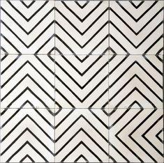 contemporary floor tiles by Marrakech Design