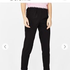 Pantalon noir tu vois le style sur l'image hein | @giftryapp