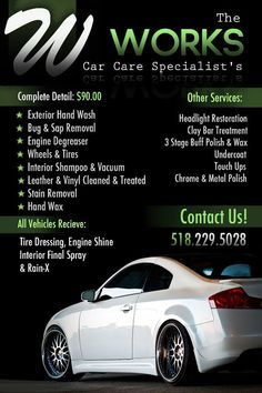 Mobile auto detailing money making ideas pinterest telephone kleaving auto cleaning and detailing business plan fandeluxe Gallery