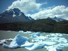 Glaciar Grey, Chile