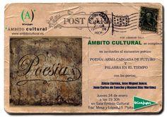 4 Poetas se reúnen este jueves, 24 de enero, a las 19,30 horas en el Ámbito Cultural de El Corte Inglés en Las Palmas (edificio de Mesa y López, 15, 7ª planta, Las Palmas de Gran Canaria)  Más información: http://www.nocheydiagrancanaria.net/2013/01/poesia-2401-encuentro-poetico-en-el.html