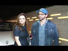 Sussanne Khan at pre success party of Hrithik Roshan's KAABIL movie.