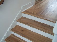 Antique Red Gum Stairs