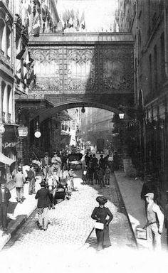 La rue du Palais-Grillet, Réf : 1564