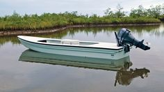 My riverhawk b60. Front casting deck and yeti cooler as a ...