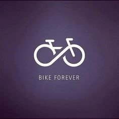 I like the BIKE FOREVER font on this one - if i add words to my tat