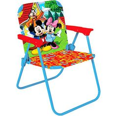 Disney - Mickey & Friends Patio Chair, Sets of 2