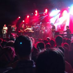 Snarky Puppy live in Cologne! #Woow #SnarkyPuppy