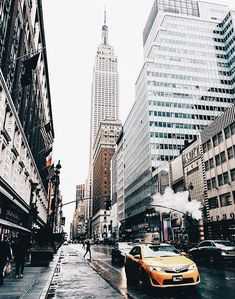NYC New York City Travel Honeymoon Backpack Backpacking Vacation The Places Youll Go, Places To See, New York City, Voyage Usa, City Vibe, Nyc Life, City Aesthetic, Dream City, Concrete Jungle