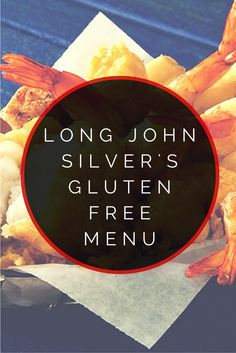 So with that being said, here is the Long John Silvers gluten free menu with some pretty nice choices. Come get your gluten-free seafood on! Gluten Free Fast Food, Gluten Free List, Gluten Free Diet Plan, What Is Gluten Free, Gluten Free Menu, Foods With Gluten, Gluten Free Recipes, Free Food, Dairy Free