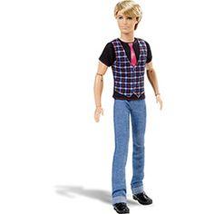 Barbie Fashion and Beauty - Ken Fashionista -