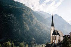 Visiter l'Autriche en 1 semaine : road trip, itinéraire et visites ! Blog voyage  Eglise d'Heiligenblut