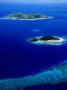 Matamanoa Island Resort, Matama, Fiji