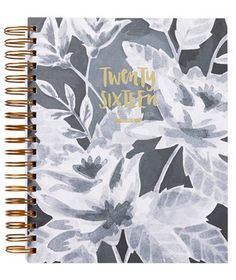Not a wall calendar kind of person? Keep track of your daily appointments on the go by tucking this pastel planner in your tote. with this pastel planner.