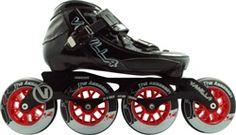 Vanilla Assassin Inline Speed Skates  www.skateoutloud.com
